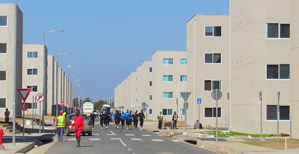 莫桑比克公寓群-Mozambique Apartments