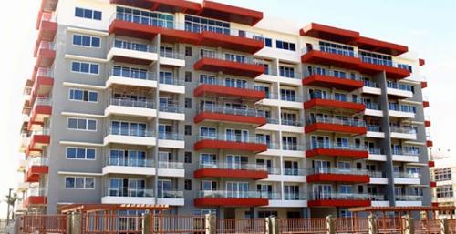 巴布亚新几内亚公寓楼-PNG Building